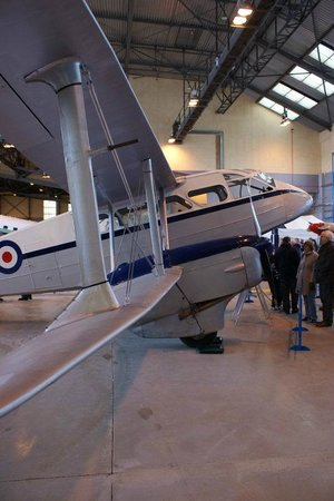 Classic Air Force: Up close with a Dragon Rapide