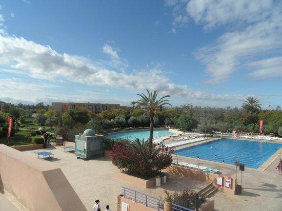 Club Marmara Madina: les piscines