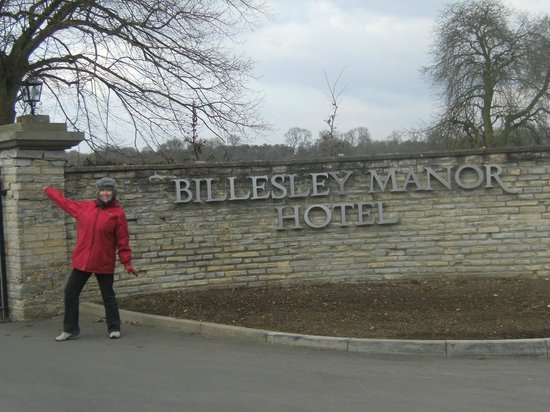 Billesley Manor Hotel: Entrance