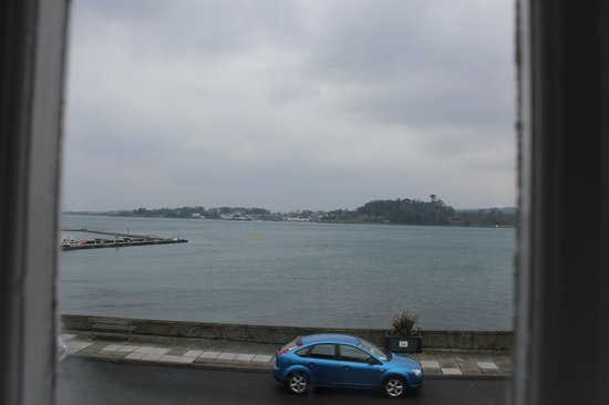 Portaferry Hotel: Our beautiful view
