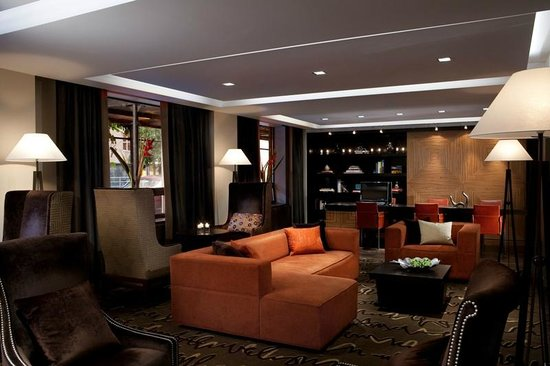 Shelburne Hotel & Suites by Affinia : Lobby Living Room