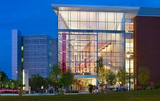 DPAC - Durham Performing Arts Center: Durham Performing Arts Center