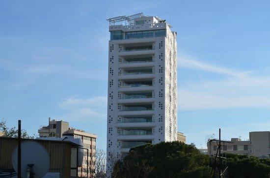 Centrum Hotel: Vue de la chambre