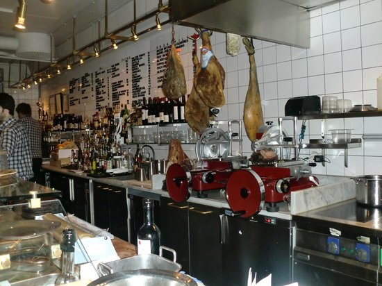 Bar   picture of restaurang ag, stockholm   tripadvisor