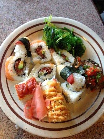 Kirin II Japanese Seafood Buffet