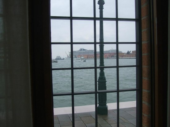 Residenza Grandi Vedute: view from one of two large windows