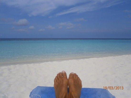 Eriyadu Island Resort: Not a bad outlook