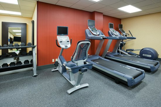 Hampton Inn Rochester: Fitness Center