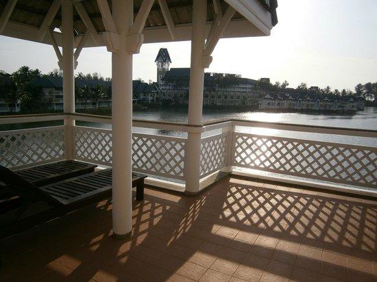 Allamanda Laguna Phuket: von der Terrasse