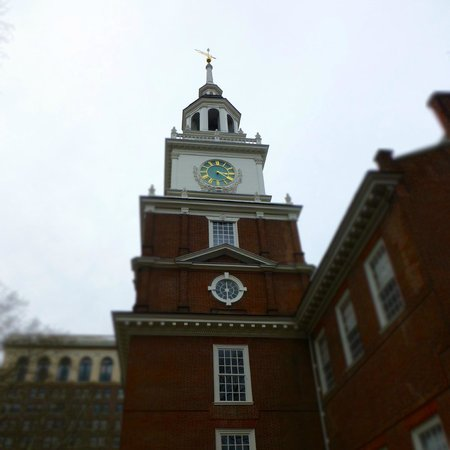 Awfully Nice Tours & Philly Tour Hub: Independence Hall
