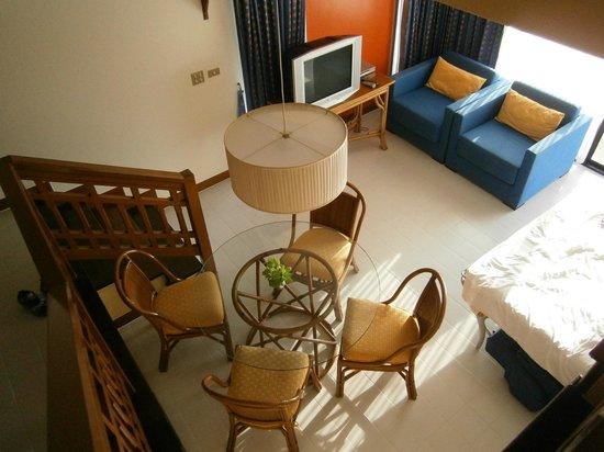 Allamanda Laguna Phuket: Wohnzimmer