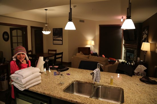 StoneRidge Mountain Resort: room overview