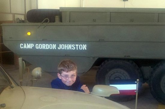Camp Gordon Johnston Museum: When can we come back?