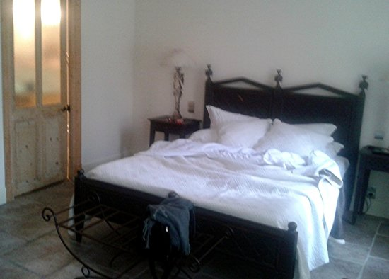 Demeure Saint Louis: cama doble