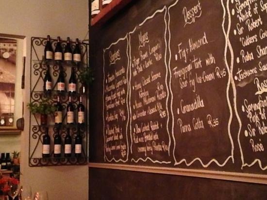 Graze Slow Food Cafe: Graze