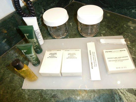 Hilton Imperial Dubrovnik: Bathroom Ammenities