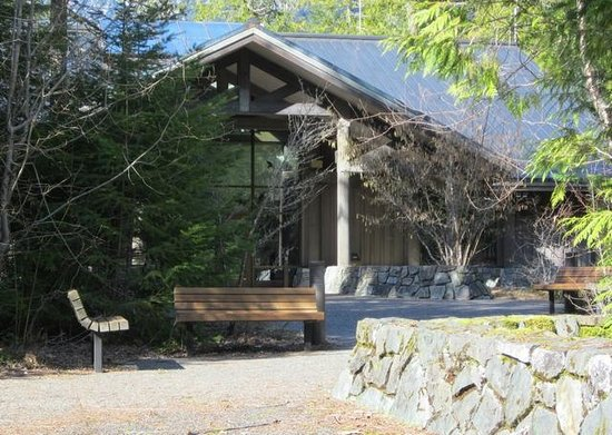 Newhalem Visitor Center: NorthCascades NP visitor's center