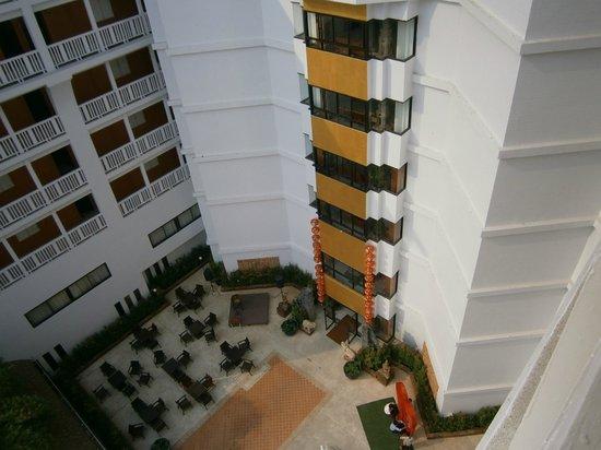 Woraburi Ayothaya Convention Resort : vom Flur aus