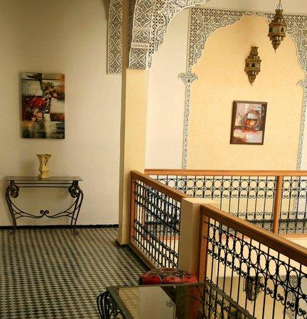 Riad Eleganza Fes : Etage