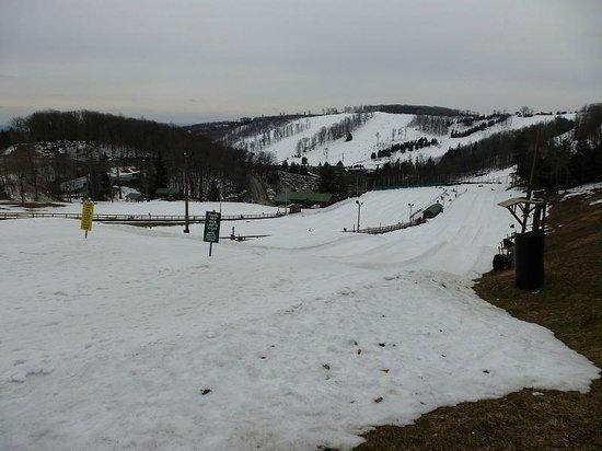 Seven Springs Mountain Resort: Snow Tubing