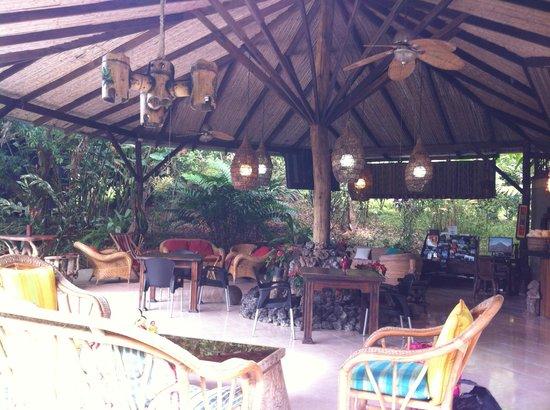 Hotel Kokoro Arenal: Lobby area