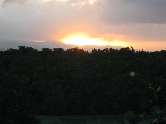 Couples Sans Souci: Room g 14 sunset