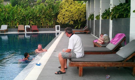 เบสท์ เวสเทิร์น พรีเมียร์ อมาแรนท์ แอร์พอร์ต โฮเต็ล: Pool
