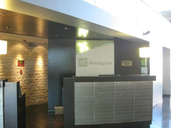 Holiday Inn & Suites Phoenix Airport North: Check In Area