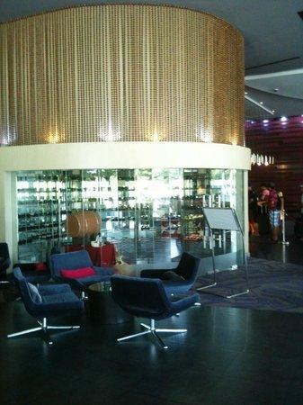 Best Western Premier Amaranth Suvarnabhumi Airport: Lobbybereich