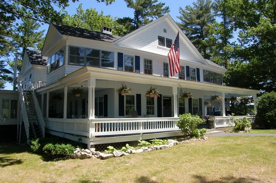 Sebago Lake Lodge & Cottages: Sebago Lake Lodge
