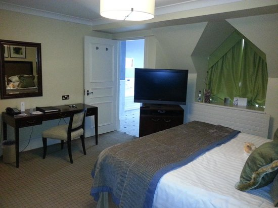 Rookery Hall Hotel & Spa: Bedroom