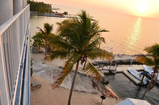 Days Inn and Suites Key Islamorada: view from room