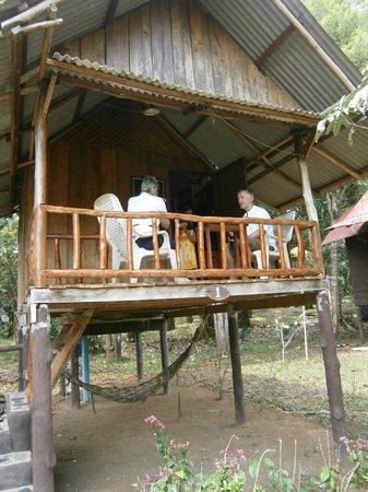 Khao Sok Palmview: Bungalow