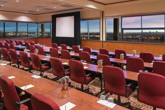 Sheraton Denver West Hotel: City Lights Ballroom -- IACC Classroom Set
