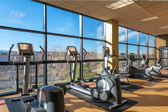 Sheraton Denver West Hotel: Sheraton Fitness Programmed by Core Performance