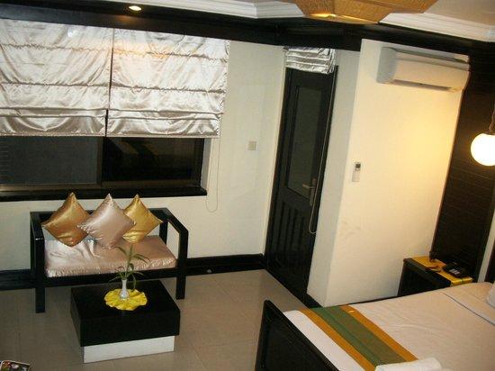 The Kool Hotel: Chambre