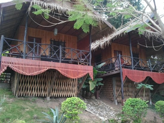 Thongbay Guesthouse: River View Bungalow