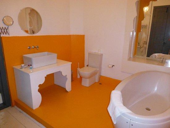 Sudan Palas : sala da bagno spaziosa