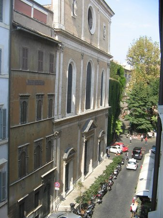 C&C historical centre Apartments: Via Santa Maria dell'Anima