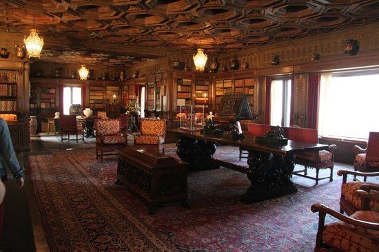 Hearst Castle: Grand Rooms