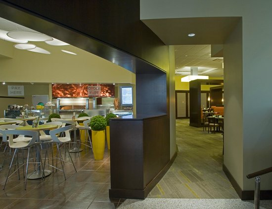 Shor Restaurant Hyatt Regency Mccormick Place Forno