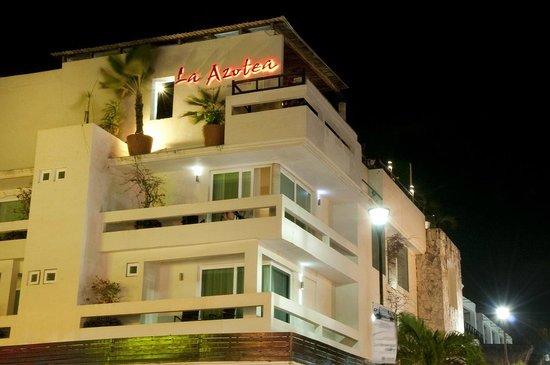 Hotel El Punto: Hotel View