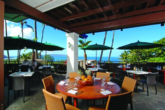 Hotel Wailea Restaurant Prices