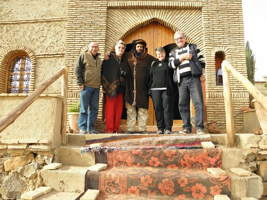 Kasbah Azalay Merzouga: au revoir et à bientôt dans ton paradis