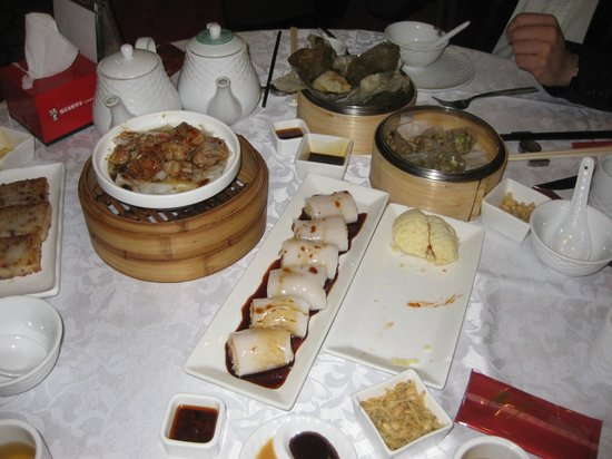 This Is Asia Private Tours-Day Tour: Dim Sum Lunch