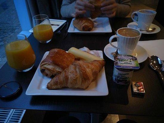 Hotel Le Parc : 朝食