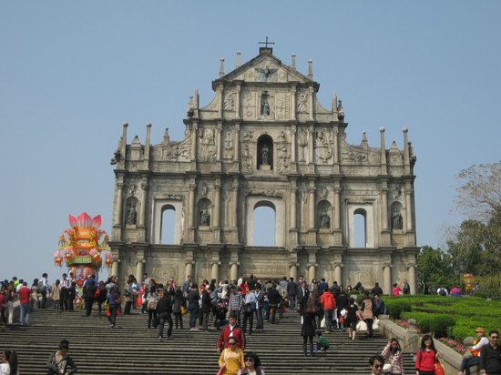 This Is Asia Private Tours-Day Tour: Macau