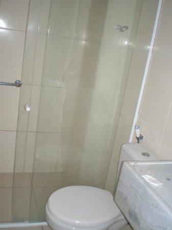 Hotel Portal dos Ventos: Banheiro