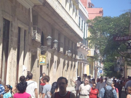 La Casa de Ana: Tour guiado por la Habana Vieja