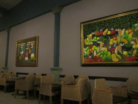 ClubHotel Riu Bambu: Beautiful art